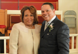 Dr. and Mrs. Leroy M. Cole